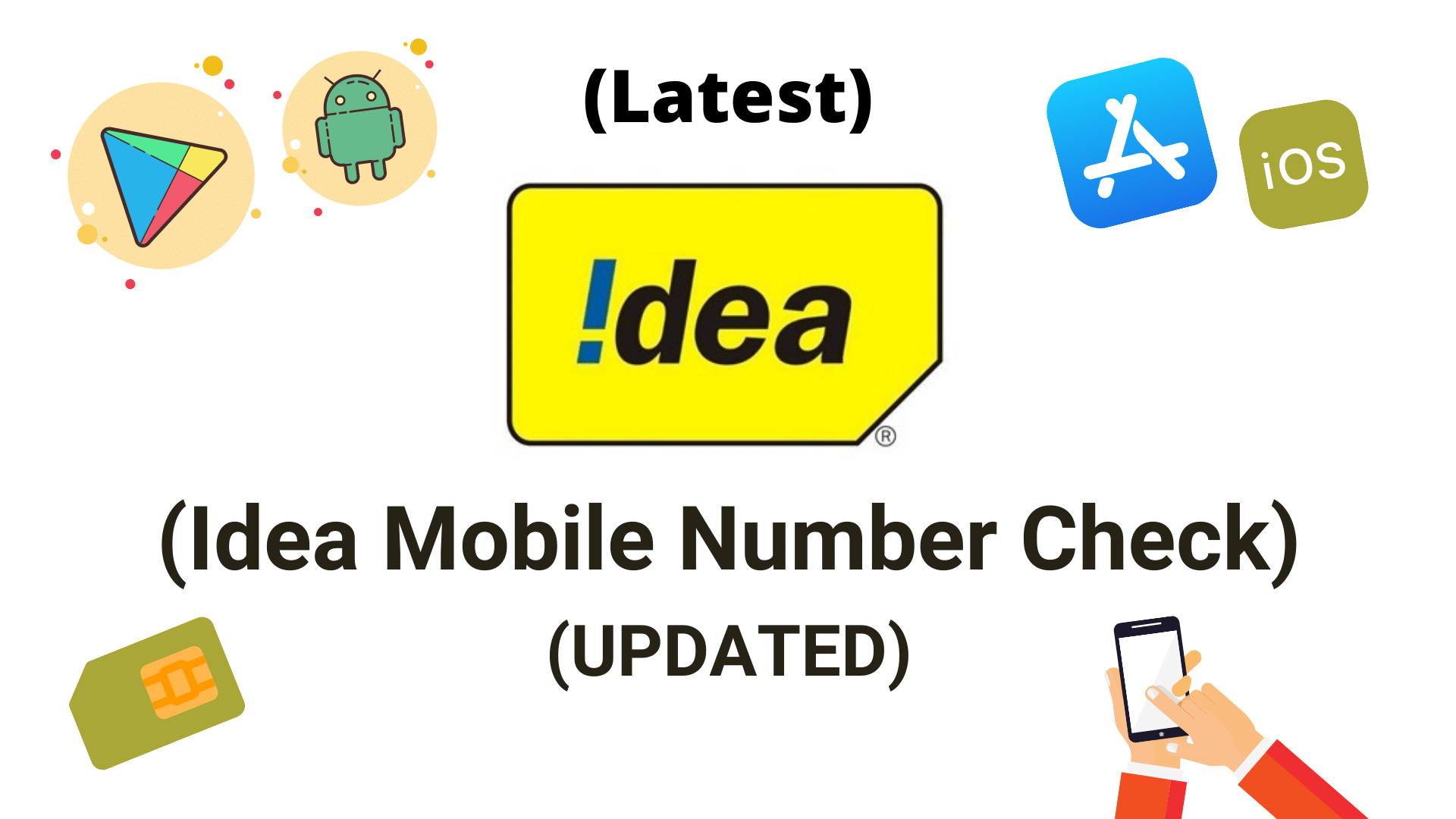 Idea-Mobile-Number-Check