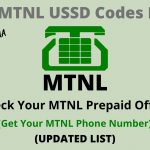 All MTNL USSD Codes List (2020) | Check MTNL Balance & Internet Usage